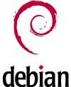 Das Debian Logo