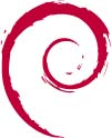 Logotipo do Debian